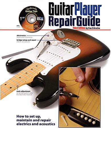 9780879309213: Guitar Player Repair Guide: How to Set Up, Maintain and Repair Electrics and Acoustics