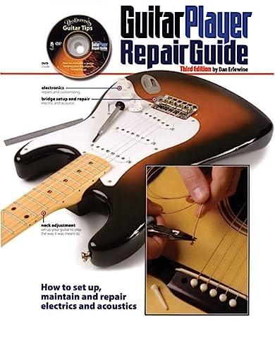 9780879309213: The Guitar Player Repair Guide - 3rd