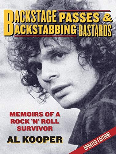 9780879309220: Backstage Passes & Backstabbing Bastards: Memoirs of a Rock 'N' Roll Survivor