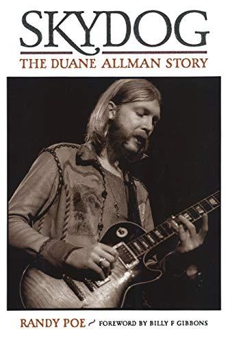9780879309398: Skydog: The Duane Allman Story