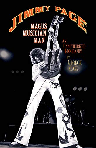 9780879309473: Jimmy Page: Magus, Musician, Man: An Unauthorized Biography