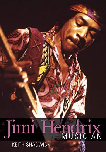 9780879309602: Jimi Hendrix: Musician (compact reader edition) (Backbeat Reader)
