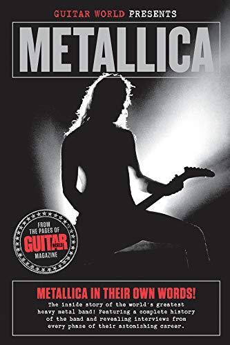 9780879309701: Guitar World Presents Metallica