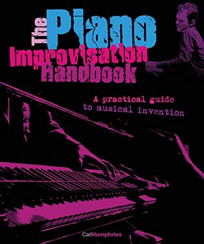9780879309770: THE PIANO IMPROVISATION HANDBOOK