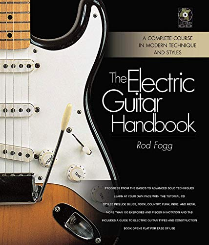 9780879309893: The Electric Guitar Handbook: A Complete Course in Modern Technique and Styles