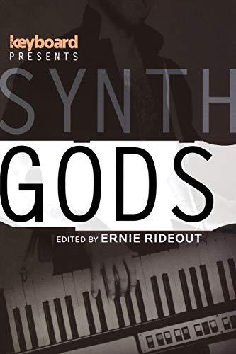 9780879309992: Keyboard Presents Synth Gods