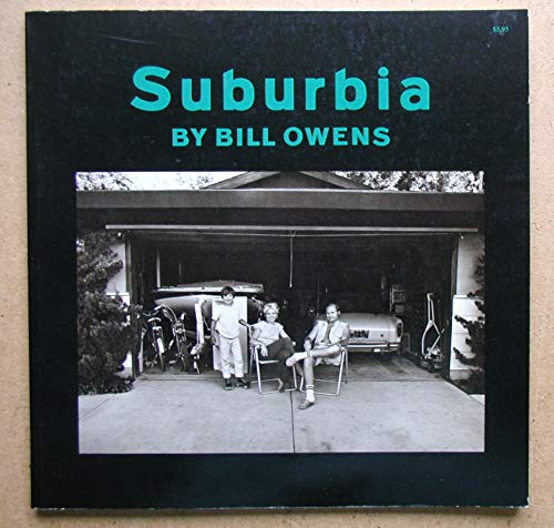 Suburbia (First Edition): Owens, Bill
