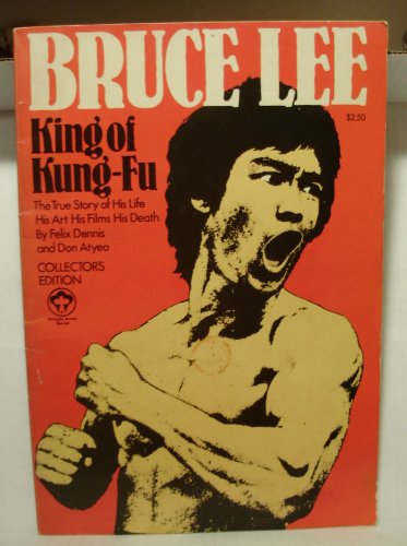 9780879320881: Bruce Lee, King of Kung-Fu