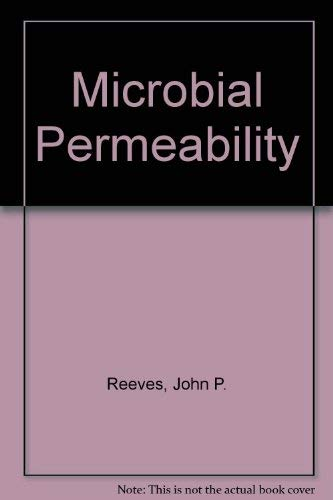 Microbial permeability (Benchmark papers in microbiology)