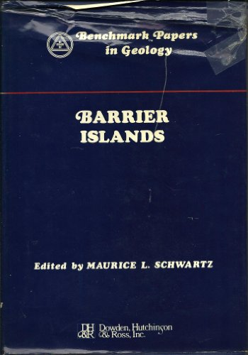 9780879330507: Barrier Islands (Benchmark papers in geology, v. 9)