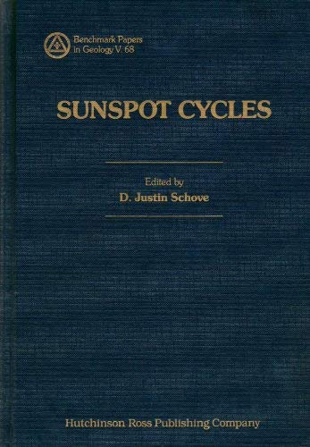 9780879334246: Sunspot Cycles (Benchmark Papers in Geology)