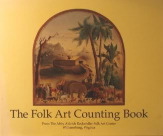 The Folk Art Counting Book: Watson, Amy