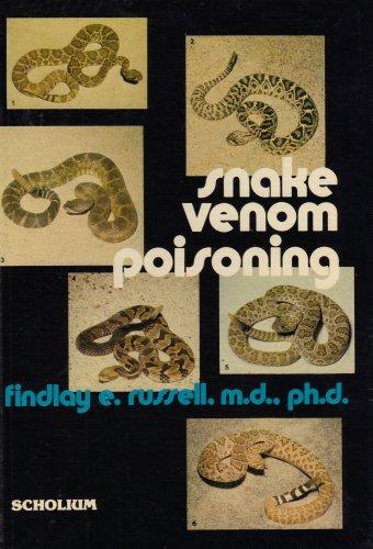 9780879360153: Snake Venom Poisoning