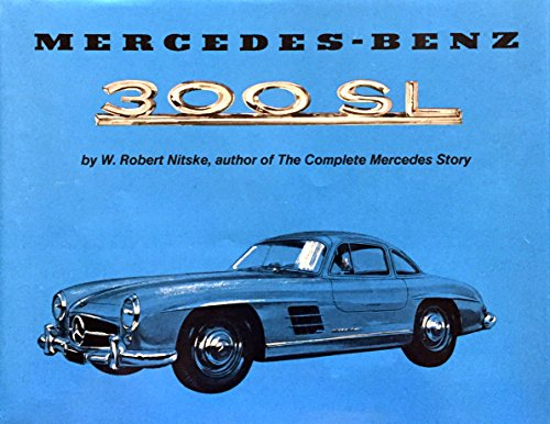 9780879380212: Mercedes-Benz 300SL