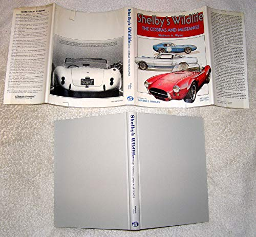 9780879380458: Shelby's Wildlife: The Cobras and Mustangs
