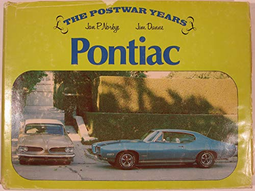 9780879380601: Pontiac, the postwar years (Marques of America)