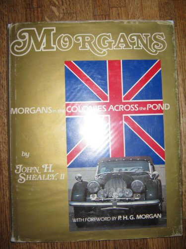 9780879380625: Morgans in the Colonies Across the Pond