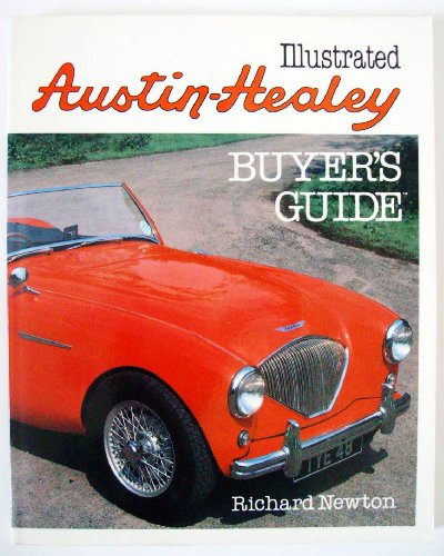 9780879381042: Illustrated Austin Healey Buyer's Guide