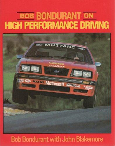 9780879381585: High Performance Driving