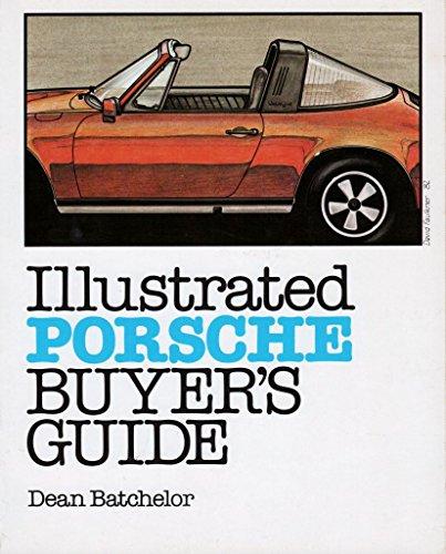 9780879381592: Illustrated Porsche Buyer's Guide