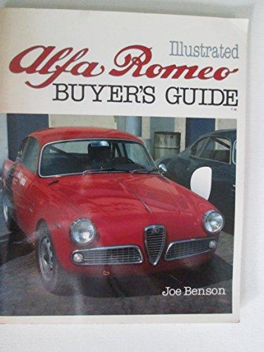 9780879381639: Illustrated Alfa Romeo Buyer's Guide