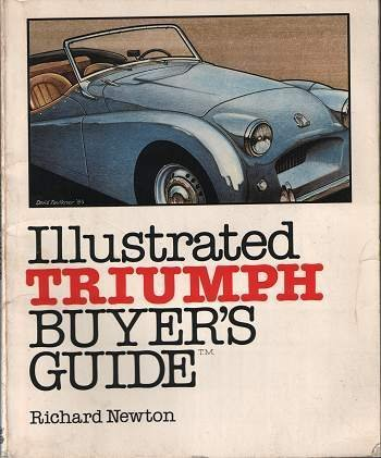 9780879381752: Illustrated Triumph Buyer's Guide