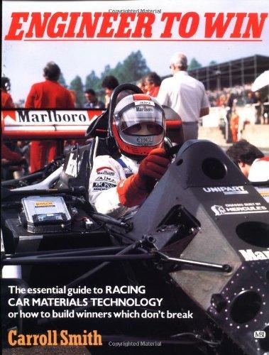 9780879381868: Engineer to Win: Understanding Race Car dynamics