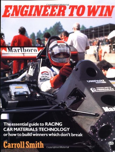 9780879381868: Engineer to Win: Understanding Race Car dynamics