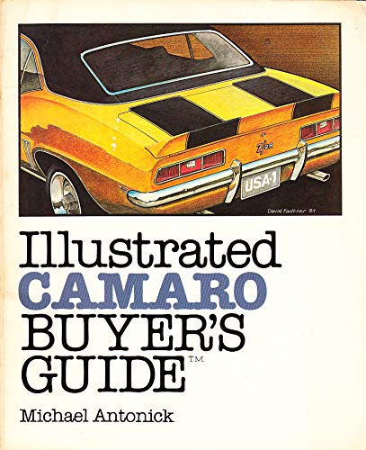 9780879381875: Illustrated Camaro Buyer's Guide