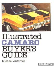 9780879381875: Illustrated Camaro buyer's guide