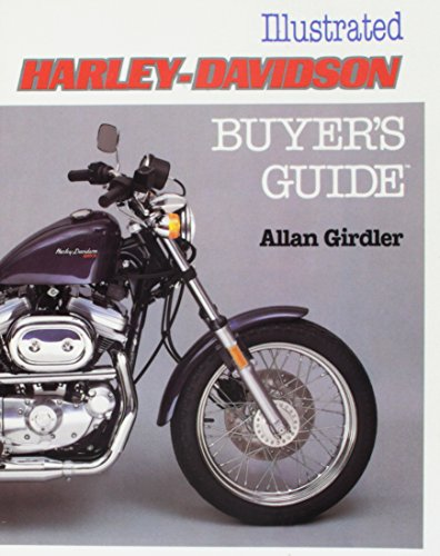 9780879382070: The Illustrated Harley-Davidson Buyer's Guide