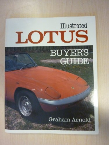 9780879382179: Illustrated Lotus Buyer's Guide