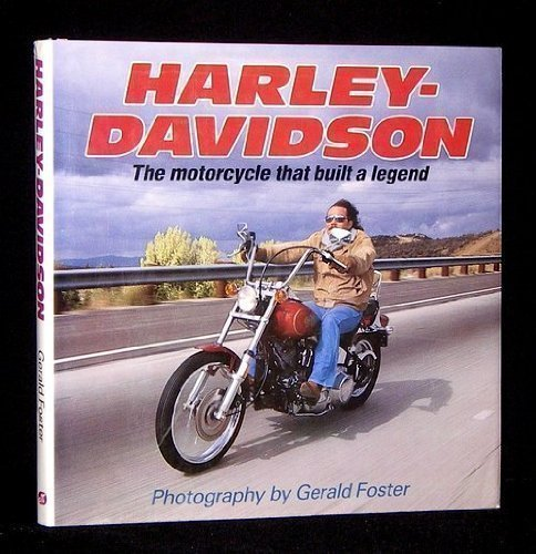 Harley-Davidson: The Motorcycle That Built a Legend/110382Ap