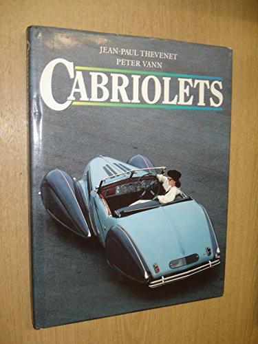9780879382254: Cabriolets