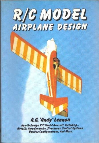 9780879382384: R/C Model Airplane Design