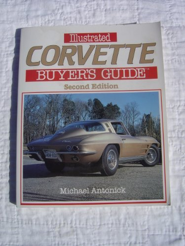 9780879382407: Illustrated Corvette Buyers Guide (Motorbooks International Illustrated Buyer's Guide)
