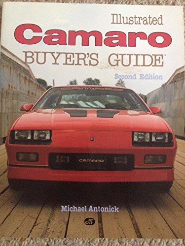 9780879382629: Illustrated Camaro Buyer's Guide