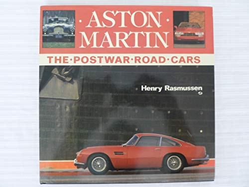 9780879382957: Aston Martin: The Postwar Road Cars