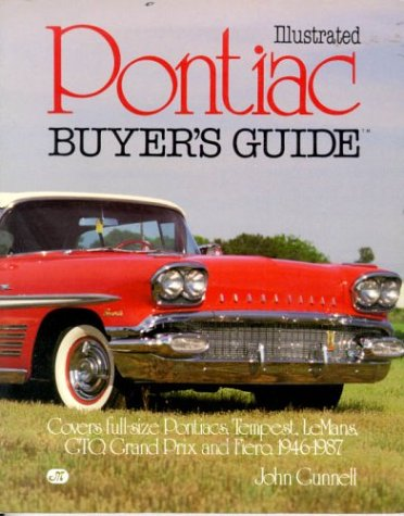 9780879383190: Illustrated Pontiac Buyer's Guide