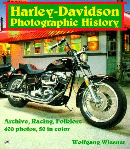Harley-Davidson Photographic History