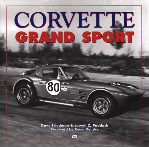 9780879383824: Corvette Grand Sport: Photographic Race Log