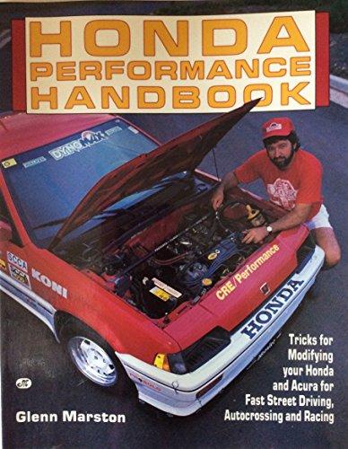 9780879383879: Honda Performance Handbook (Performance Handbook Series)