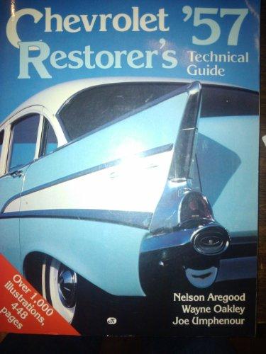 9780879383947: Chevrolet '57 restorer's technical guide