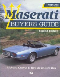 9780879383961: Illustrated Maserati Buyer's Guide (Buyer's Guide Series)