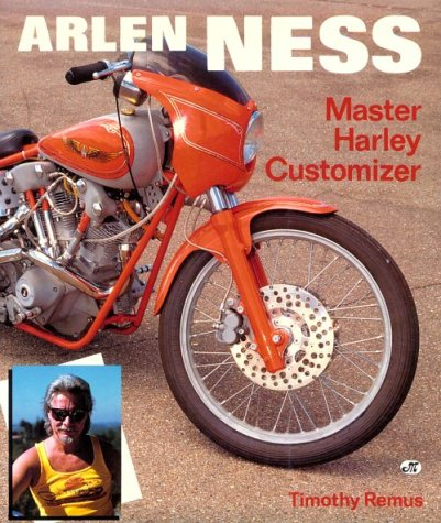 9780879384074: Arlen Ness: Master Harley Customizer