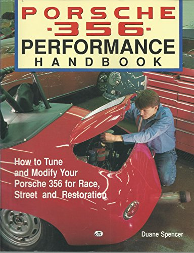 9780879384173: Porsche 356 Performance Handbook (Performance Handbook Series)