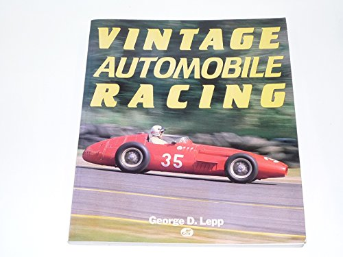 9780879384227: Vintage Automobile Racing