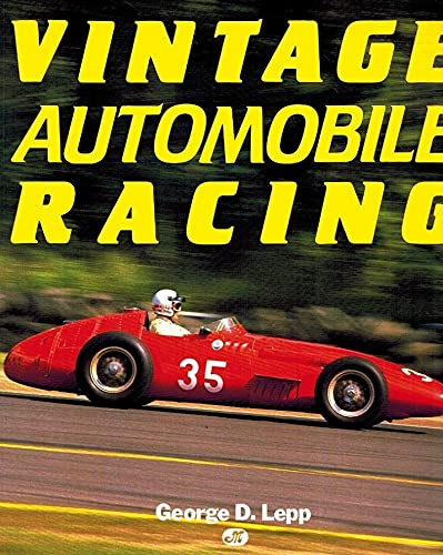 Vintage Automobile Racing: Lepp, George D.
