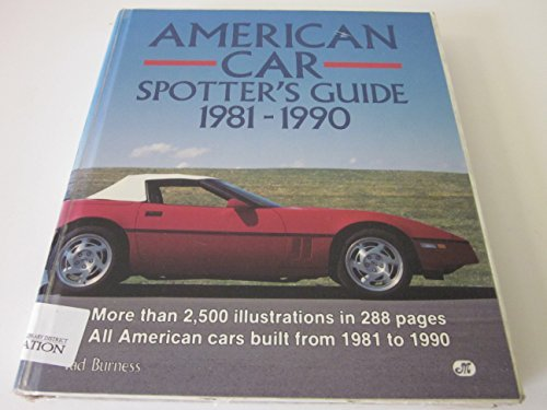 American Car Spotter s Guide 1981 - 1991