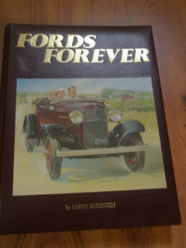 Fords Forever (0879384522) by Sorensen, Lorin